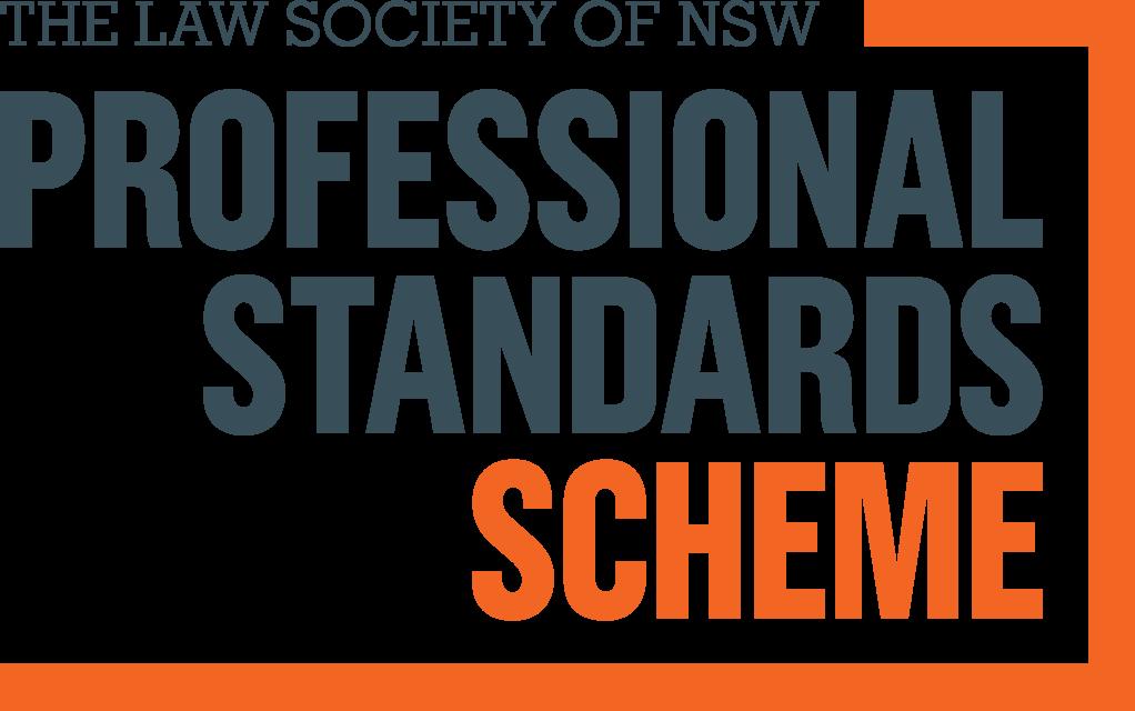 LSNW Professional Standards Scheme
